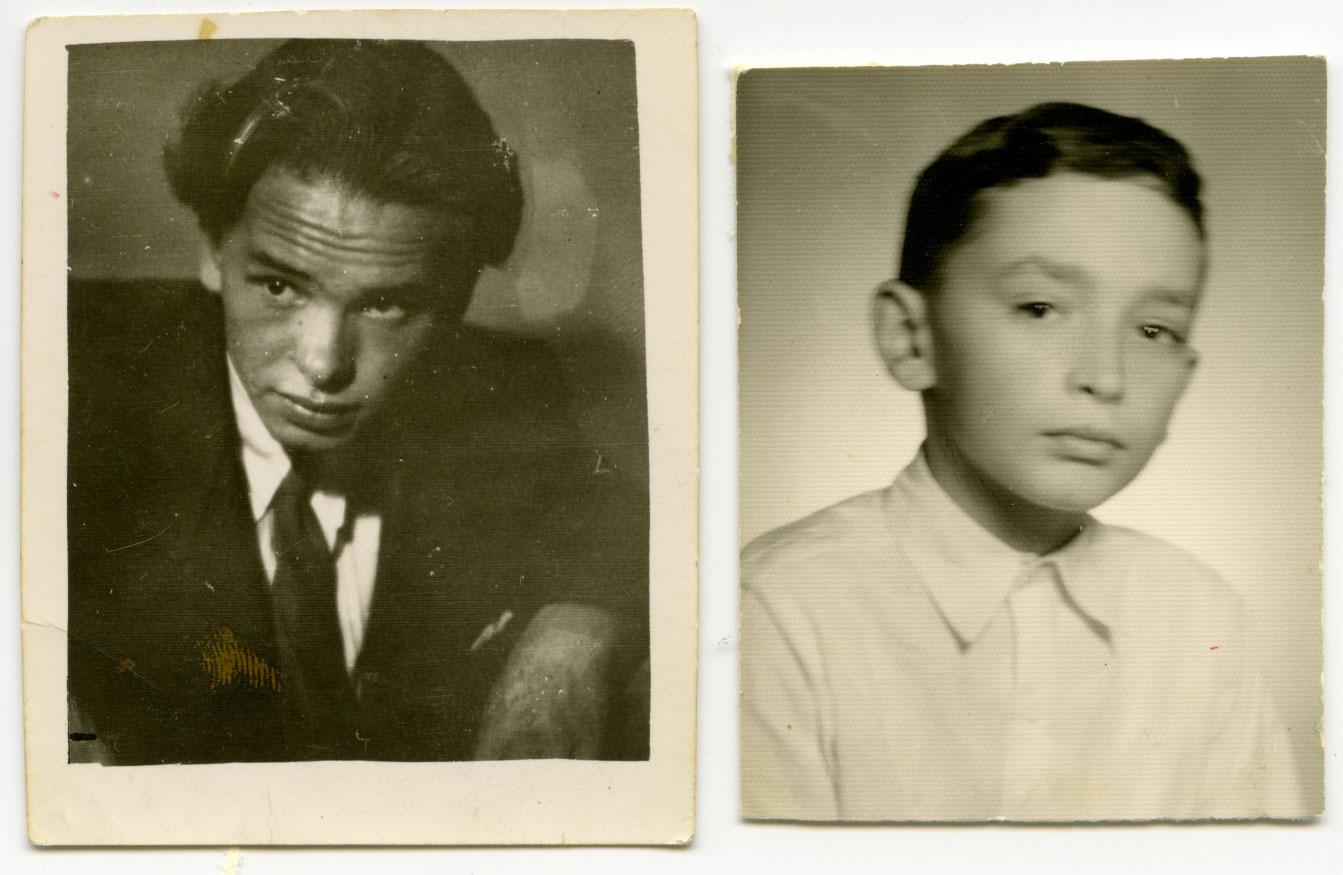 Zbigniew-ok-1950-roku-mireczek-ok-1965